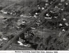 Loyal Oak 1956, aerial view