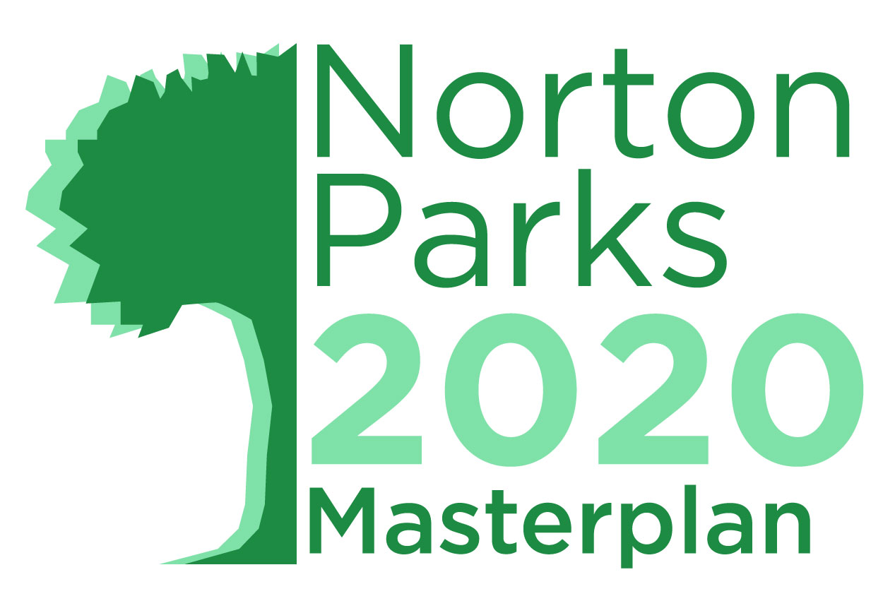 Norton Parks 2020 Masterplan Logo Opens in new window